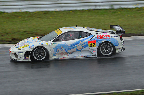 SUPER GT R2, 2012 イカ娘
