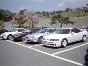 Touring photo in 1997