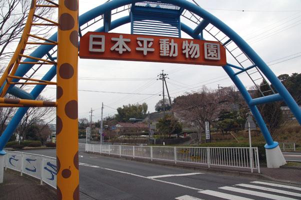 日本平動物園ツーリング