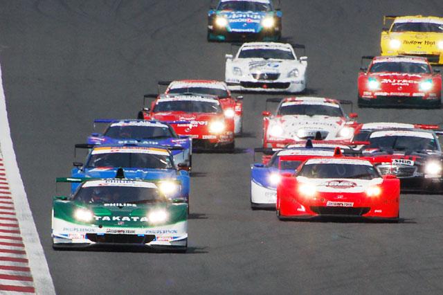 2007 SUPER GT ROUND3 富士スピードウェイ