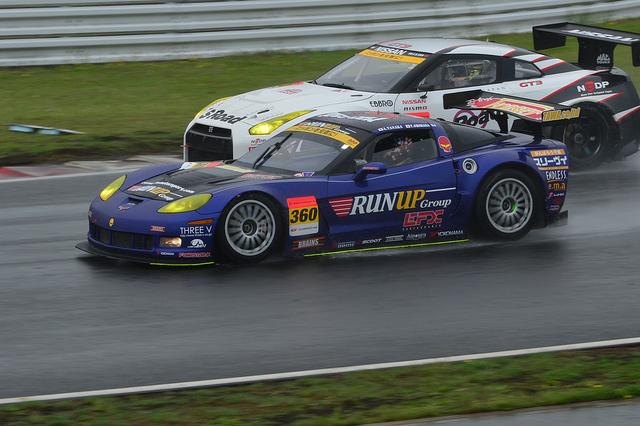 2012 SUPER GT R2
