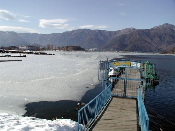 河口湖ツーリング