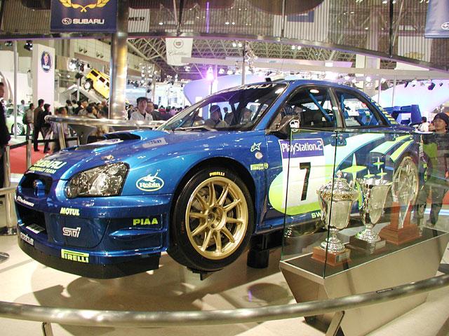 第37回東京モーターショー2003