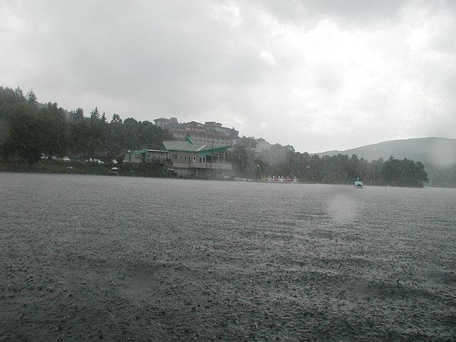 白樺湖ツーリング