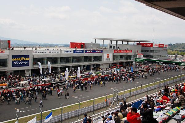 2006 SUPER GT 第3戦 富士スピードウェイ