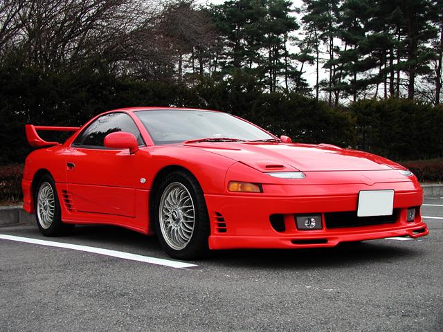 ミツビシ・GTO