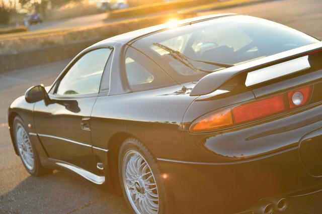 三菱・GTO